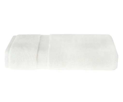 Toalha de Banho Doppia Branca - 530G/M², Branco | WestwingNow