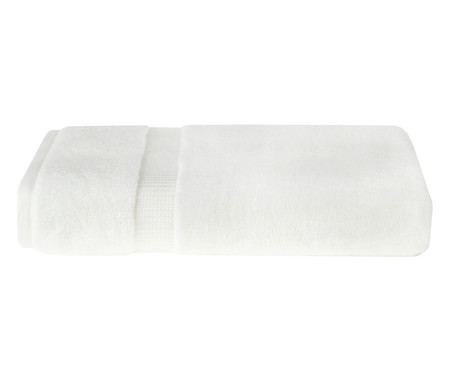 Toalha de Banho Doppia Branca - 530G/M² | WestwingNow