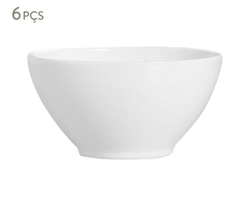 Jogo de Bowls Mônaco - Branco, Branco | WestwingNow
