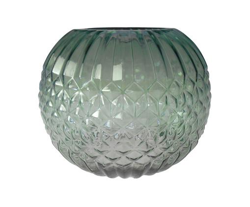 Vaso de Vidro Cipoúna - Verde, Verde | WestwingNow