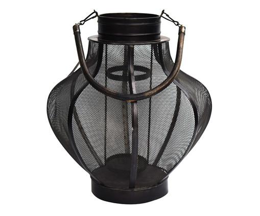 Lanterna Elisa - Preta, Preto | WestwingNow
