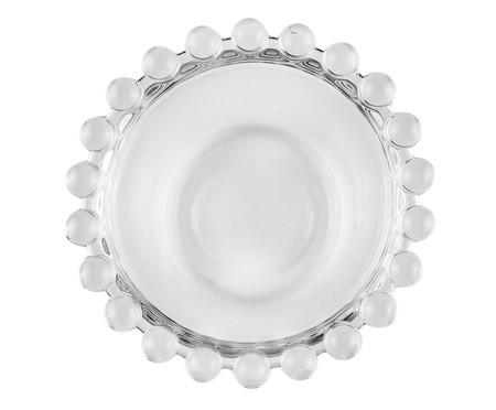 Jogo de Bowls em Cristal Pearl - Transparente | WestwingNow