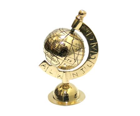 Globo Decorativo de Ferro Fran - Dourado | WestwingNow