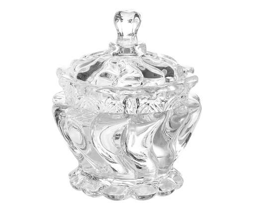 Pote Decorativo Deanna - Transparente, Transparente | WestwingNow
