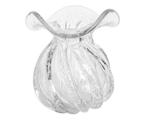 Vaso Letícia - Transparente, Transparente | WestwingNow