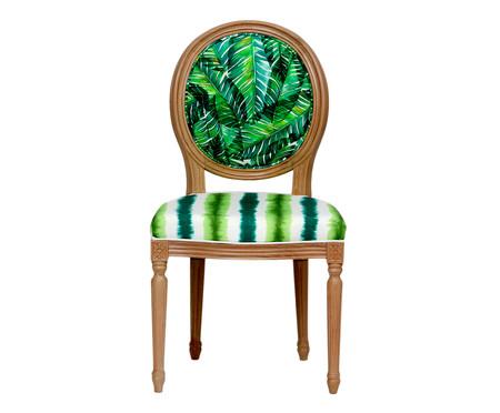 Cadeira em Linho Sofia Flora | WestwingNow