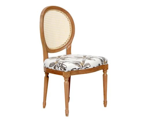 Cadeira em Linho Sofia Nature, multicolor | WestwingNow
