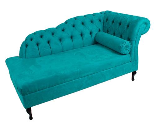 Chaiselongue Samartim - Azul Turquesa, azul | WestwingNow