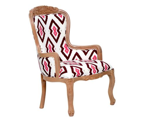 Cadeira em Linho Vitoriana Classy Leanna, multicolor | WestwingNow