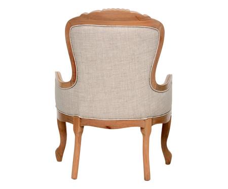 Cadeira em Linho Vitoriana Classy | WestwingNow