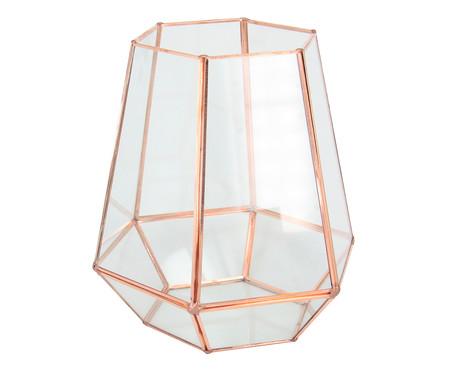 Vaso de Vidro Iraê - Rosé | WestwingNow