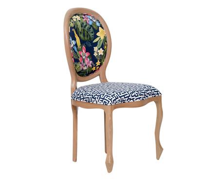 Cadeira em Linho Medalhão Marie | WestwingNow