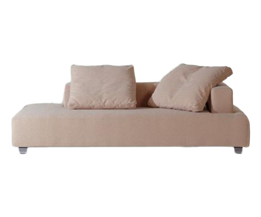 Chaise Longue Haakon, bege | WestwingNow
