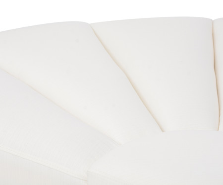 Módulo Semi para Sofá Bud - Natural | WestwingNow