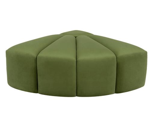 Módulo Semi para Sofá Bud - Verde, Verde | WestwingNow
