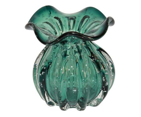 Vaso de Vidro Fá - Verde | WestwingNow