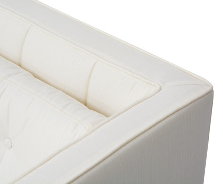 Sofá Day Bed Fasano Tramê - Natural | WestwingNow