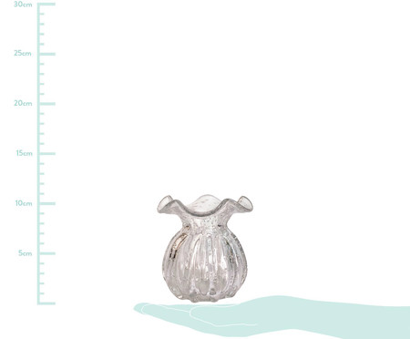 Vaso de Vidro Ross - Transparente | WestwingNow