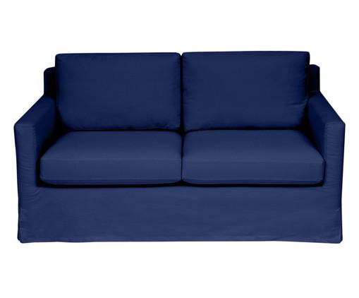 Sofá Trancoso em Sarja - Marinho, Azul | WestwingNow