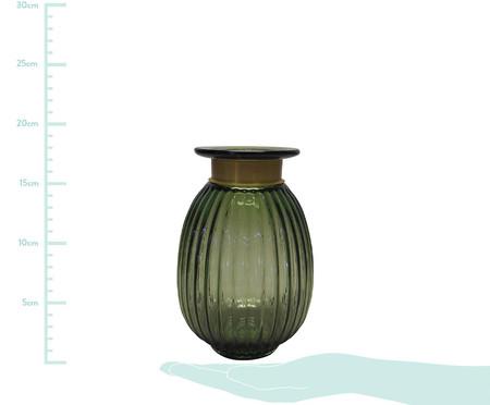 Vaso de Vidro DaVinci - Verde | WestwingNow