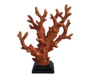 Adorno Coral - Vermelho e Preto | WestwingNow