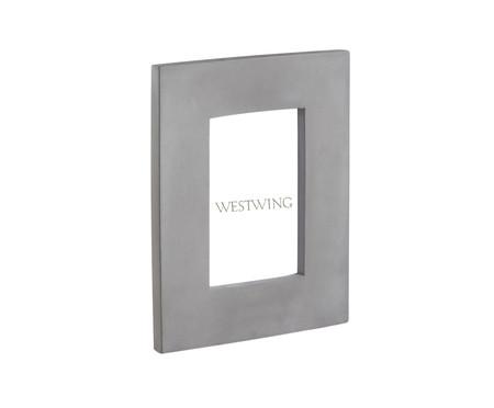 Porta-Retrato Ionne - Cinza | WestwingNow