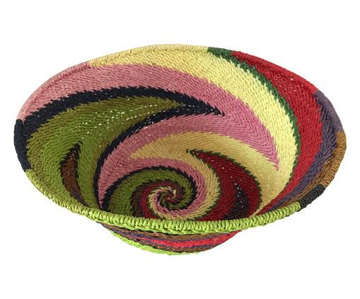 Fruteira Eric - Colorida, Amarelo, Verde, Rosa, Colorido | WestwingNow