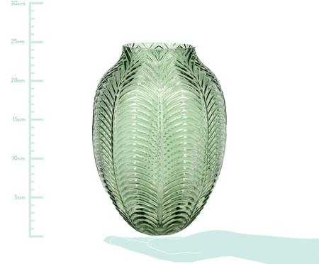 Vaso de Vidro Lucas - Verde | WestwingNow