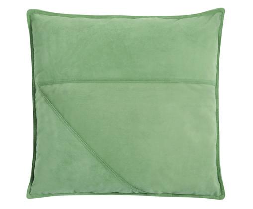 Almofada em Veludo Miro - Verde, Rosa | WestwingNow