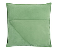 Almofada em Veludo Miro  Verde - 50x50cm | WestwingNow