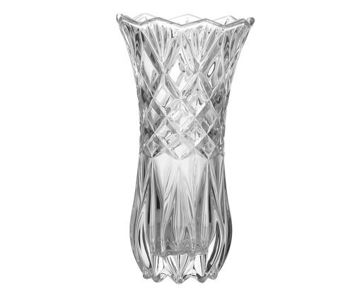 Vaso de Vidro Bárbara - Transparente, Transparente | WestwingNow