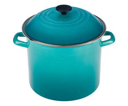 Stock Pot de Aço - Azul Caribe | WestwingNow
