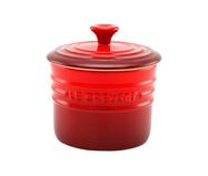 Pote para Condimentos em Cerâmica - Vermelho | WestwingNow