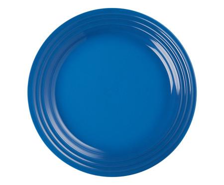Prato Raso em Cerâmica - Azul Marseille | WestwingNow