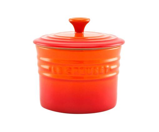 Pote para Condimentos em Cerâmica - Laranja, Laranja | WestwingNow