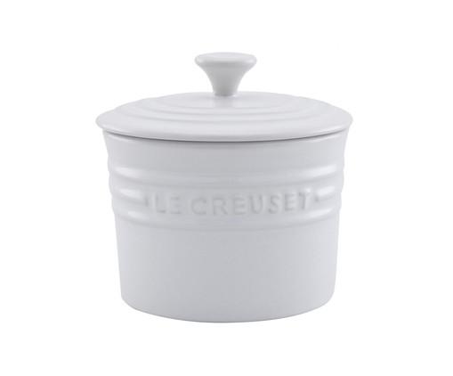 Pote para Condimentos em Cerâmica - Branco, Branco | WestwingNow
