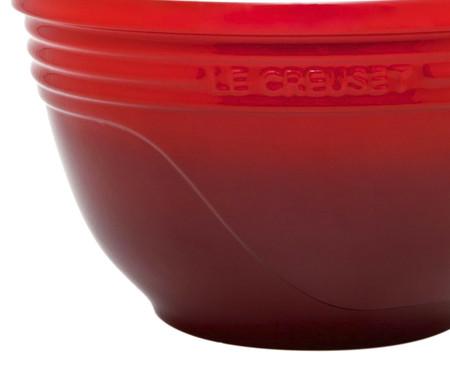 Tigela para Servir em Cerâmica - Vermelha | WestwingNow