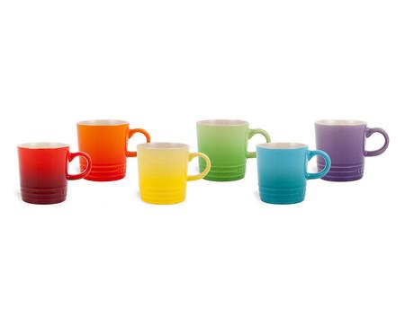 Conjunto de Canecas Espresso em Cerâmica Gift - 06 Pessoas | WestwingNow