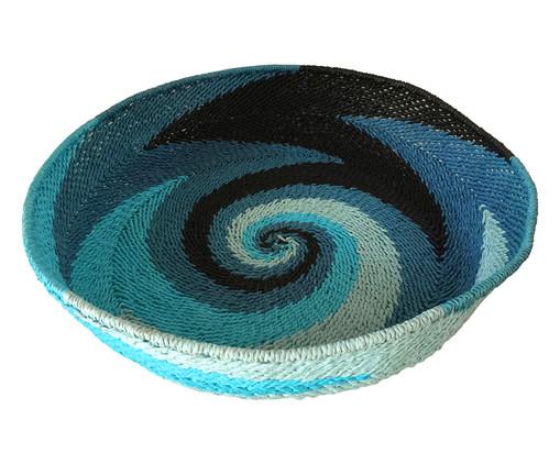 Fruteira Iago - Colorido, Preto, Turquesa, Azul, Colorido | WestwingNow