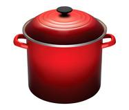 Stock Pot de Aço - Vermelha | WestwingNow