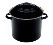 Stock Pot em Aço - Black Onix | WestwingNow