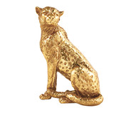 Escultura Leopardo | WestwingNow