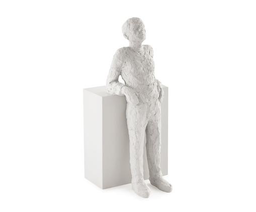 Escultura Pessoa, Off White | WestwingNow