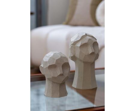 Escultura Face | WestwingNow