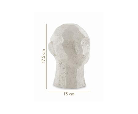 Escultura Face Cabeca | WestwingNow