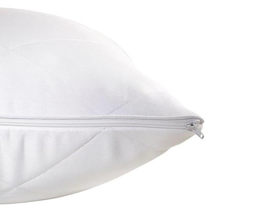 Protetor de Travesseiro Nuit Branco - 250 Fios, Branco | WestwingNow