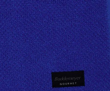 Jogo de Panos de Copa Quadri - Laranja e Azul | WestwingNow