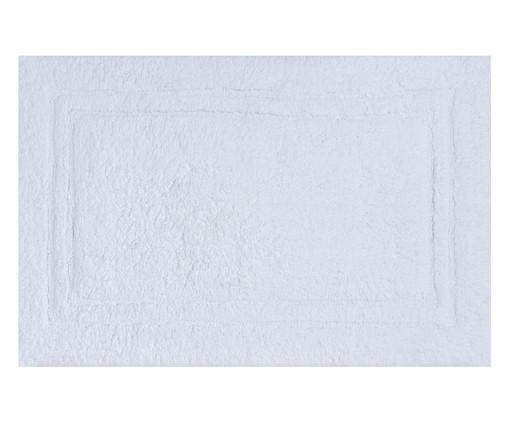 Toalha de Piso Elegance - Branco, Branco | WestwingNow