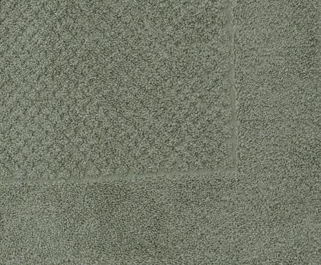 Jogo de Toalhas Canelado Gigante - Verde | WestwingNow