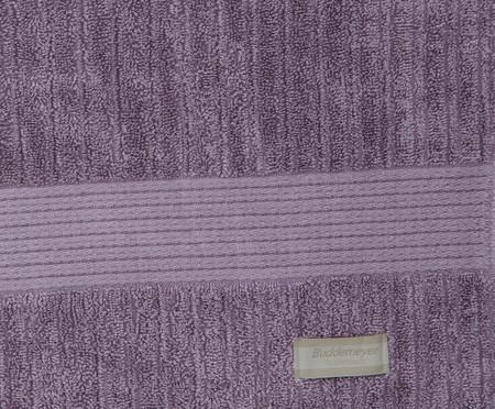 Jogo de Toalhas Canelado - Lilás | WestwingNow